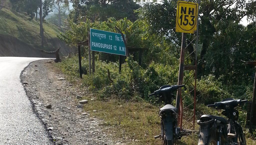 India-Burma Border