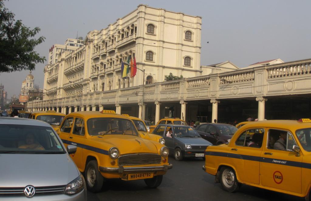 Kolkata traffic