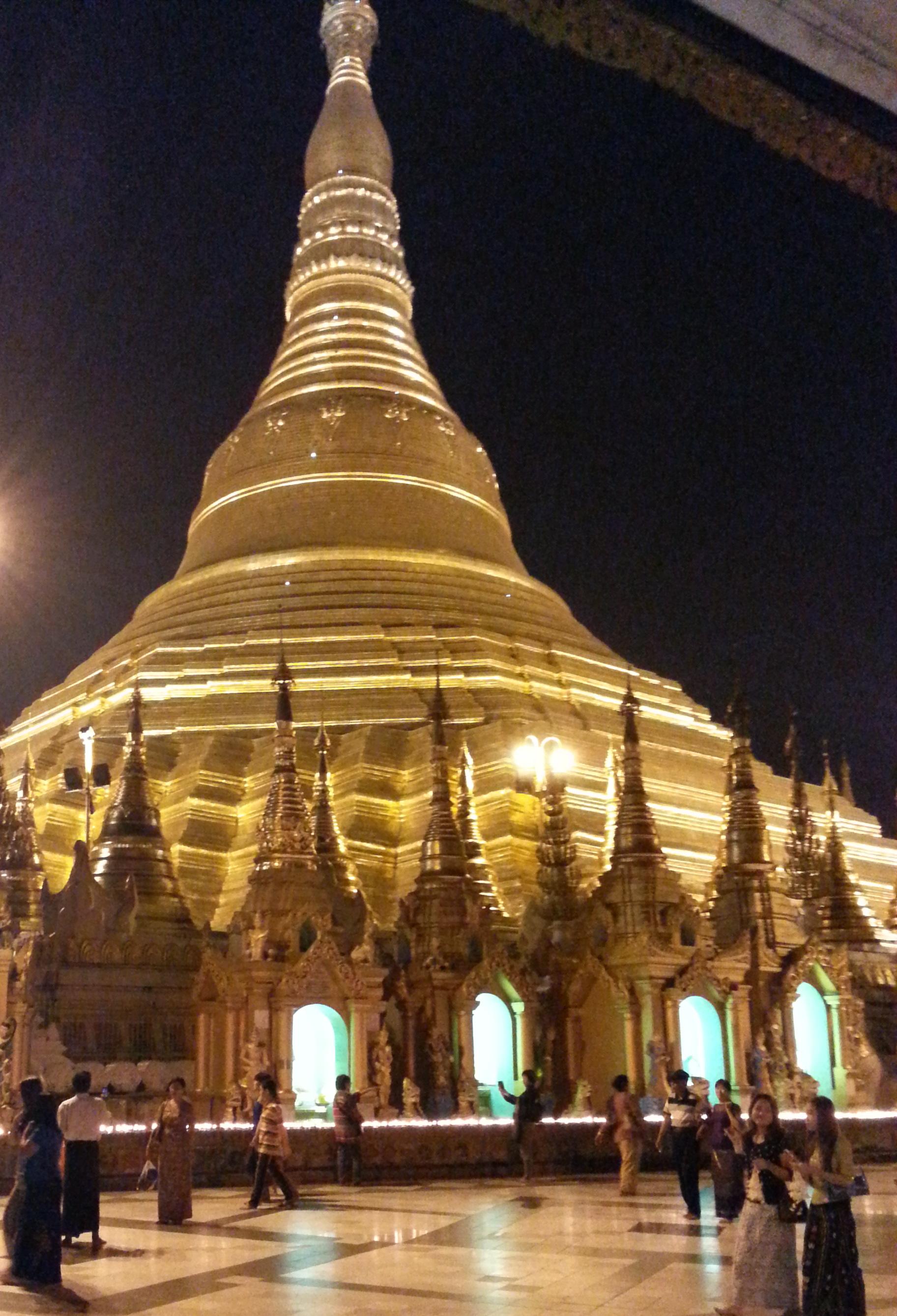 Shwen Paa Yangon