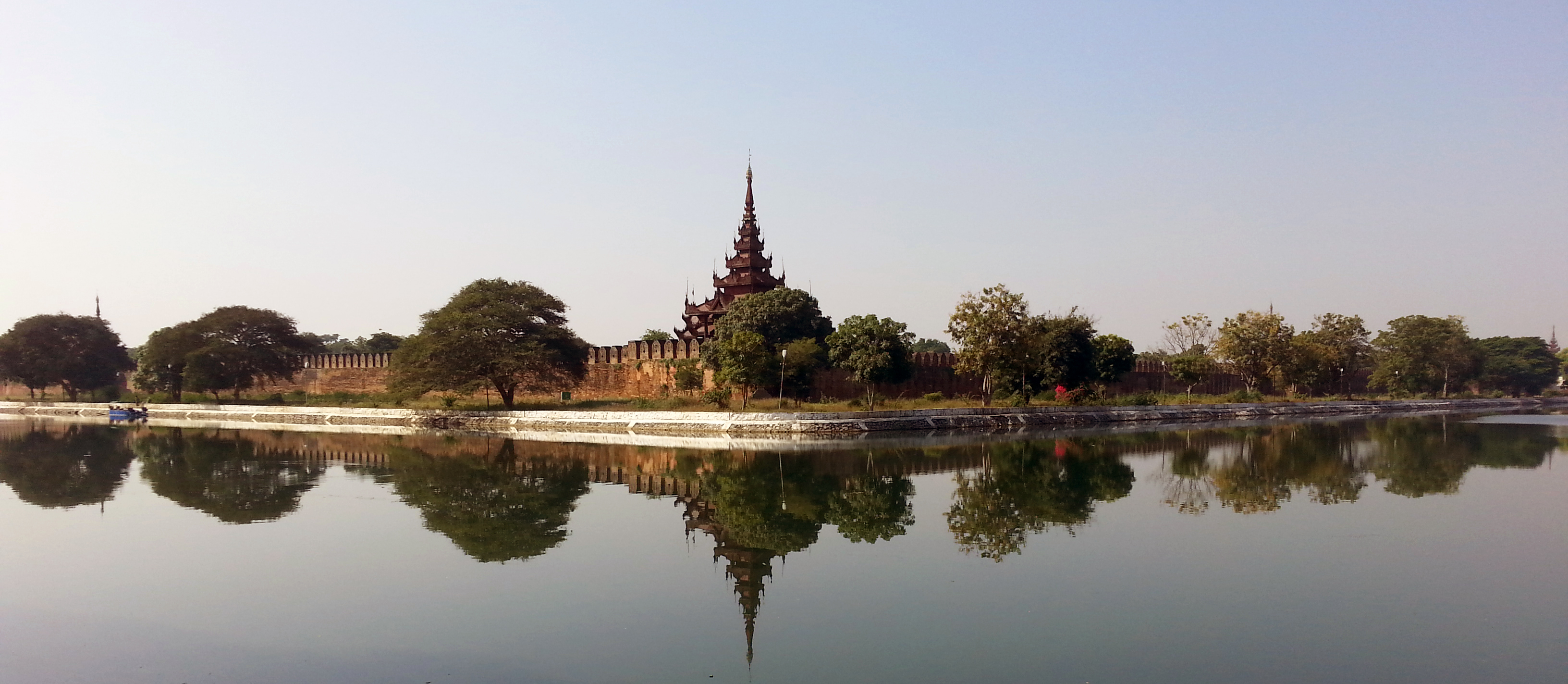 Mya Nan San Kyaw, last Royal Burmese palace