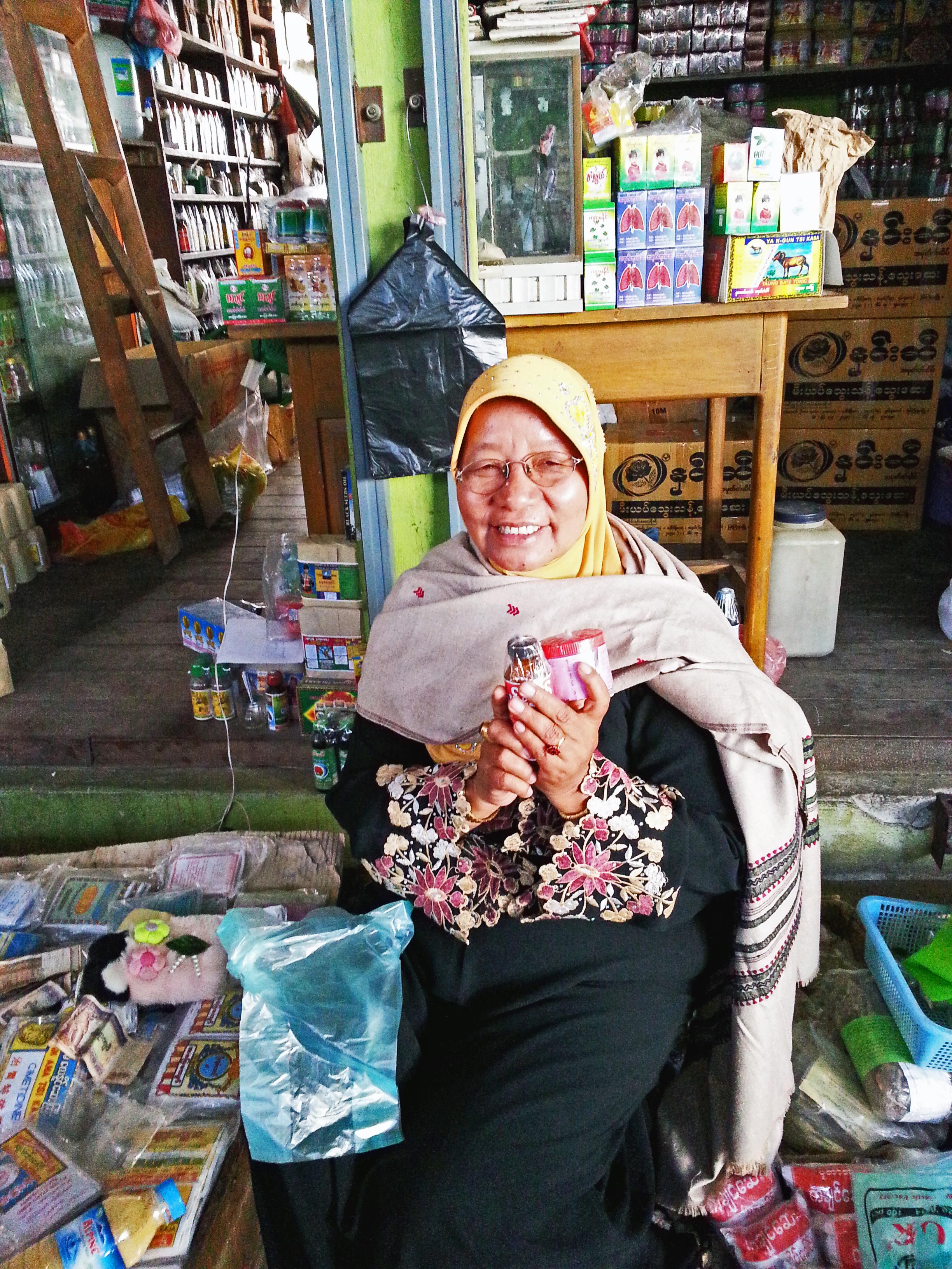 Medicine vendor